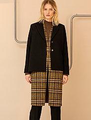 Blanche - Sara Blazer - oversized blazers - black - 0