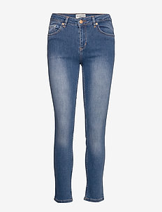 Jade Light - skinny jeans - vintage blue