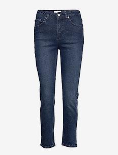 Rae Dark - skinny jeans - indigo stone wash