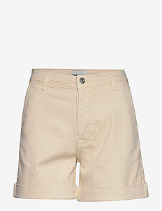 Action shorts - jeansowe szorty - natural