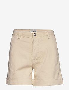 Action shorts - farkkushortsit - natural
