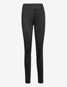 Comfy Leggings - leggings - black
