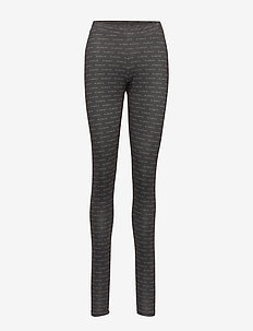 Comfy Leggings - leggings - caviar