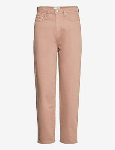 Avelon - tapered jeans - toasted