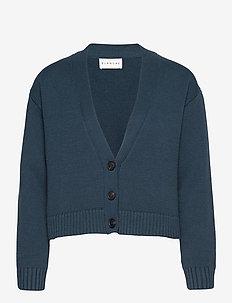 Sea Cardigan - swetry rozpinane - midnight