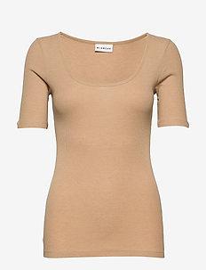 Mandy t-shirt - t-shirts - crema
