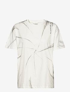Main Tie Dye - t-shirts - ecru