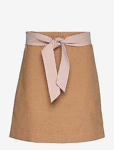 Disa skirt - kort skjørt - cork