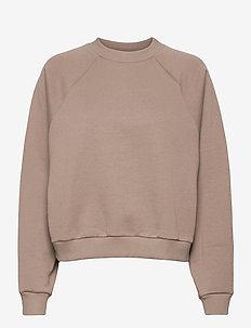 BLANCHE x BOOZT Hella Oversize - BZ - sweatshirts & hættetrøjer - cinder