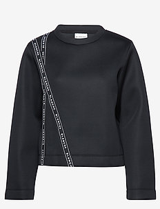 Innova blouse - sweatshirts - black