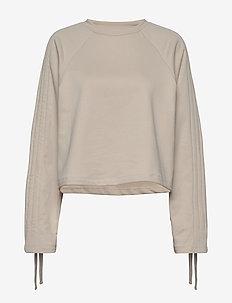Jenny Sweater - sweatshirts & hoodies - white sand