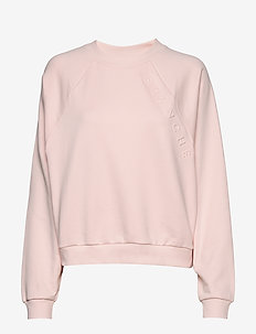 Hella Oversize Embossed - sweaters - spring blush