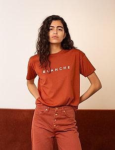 Alia Clean Pants - spodnie szerokie - spice