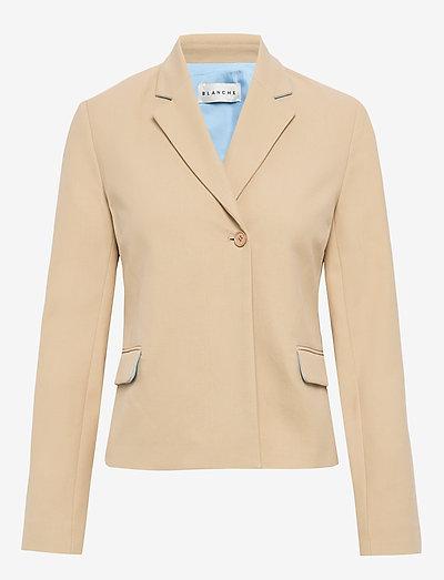 Disa Blazer - business blazer - crema