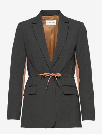 Lora New Blazer - casual blazere - black