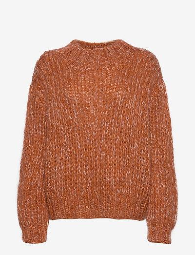 Kuma Jumper - sweaters - spice