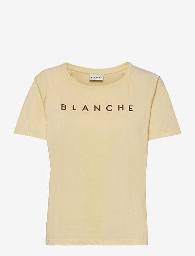 Main Raglan - t-shirts - sunshine