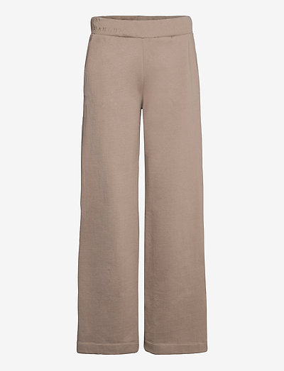 BLANCHE x BOOZT Hella Slit Pants - bukser med brede ben - cinder