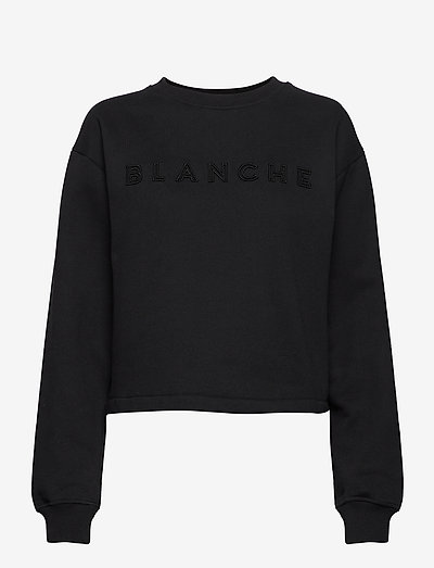 Alba Sweater - sweatshirts & hoodies - black