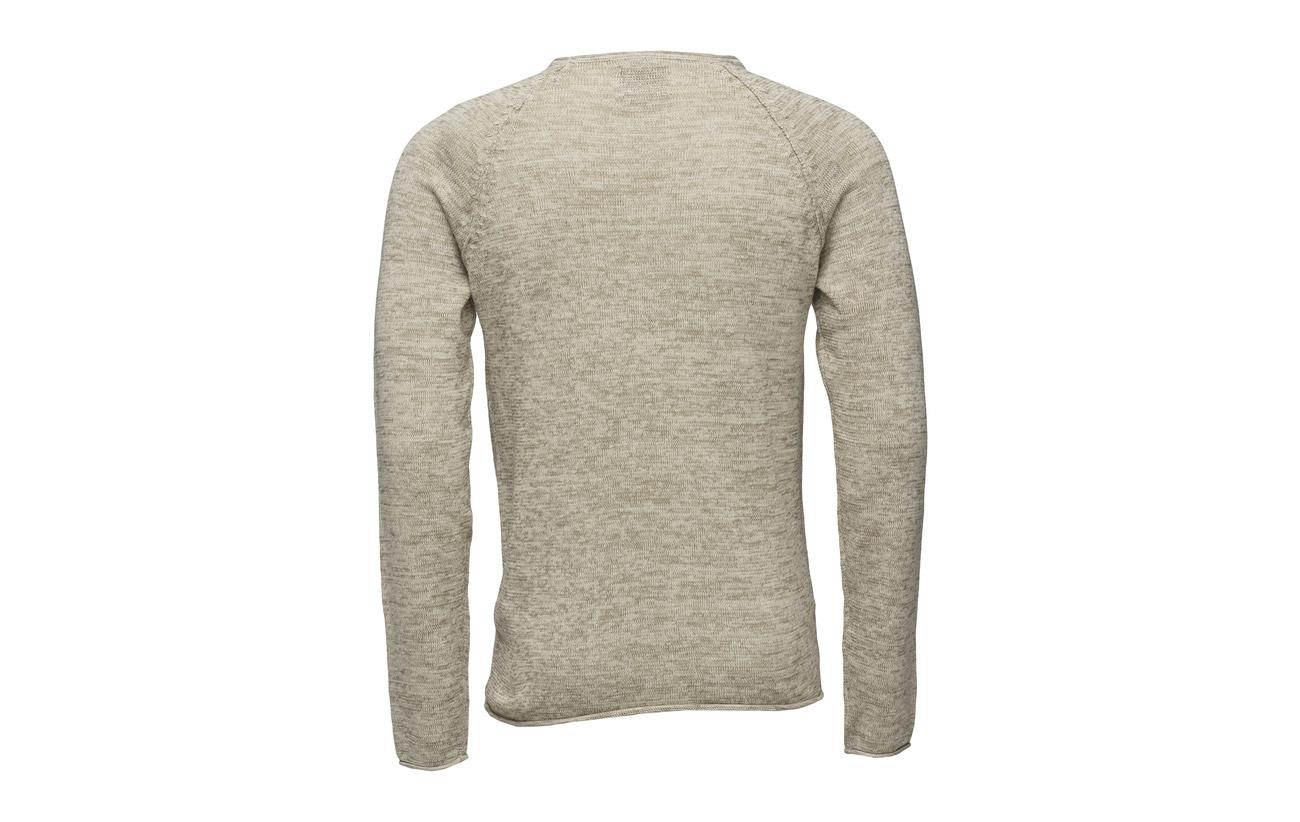 White Pullover Noos Pulls Bhnelson Bone Blend S8UTqzwz