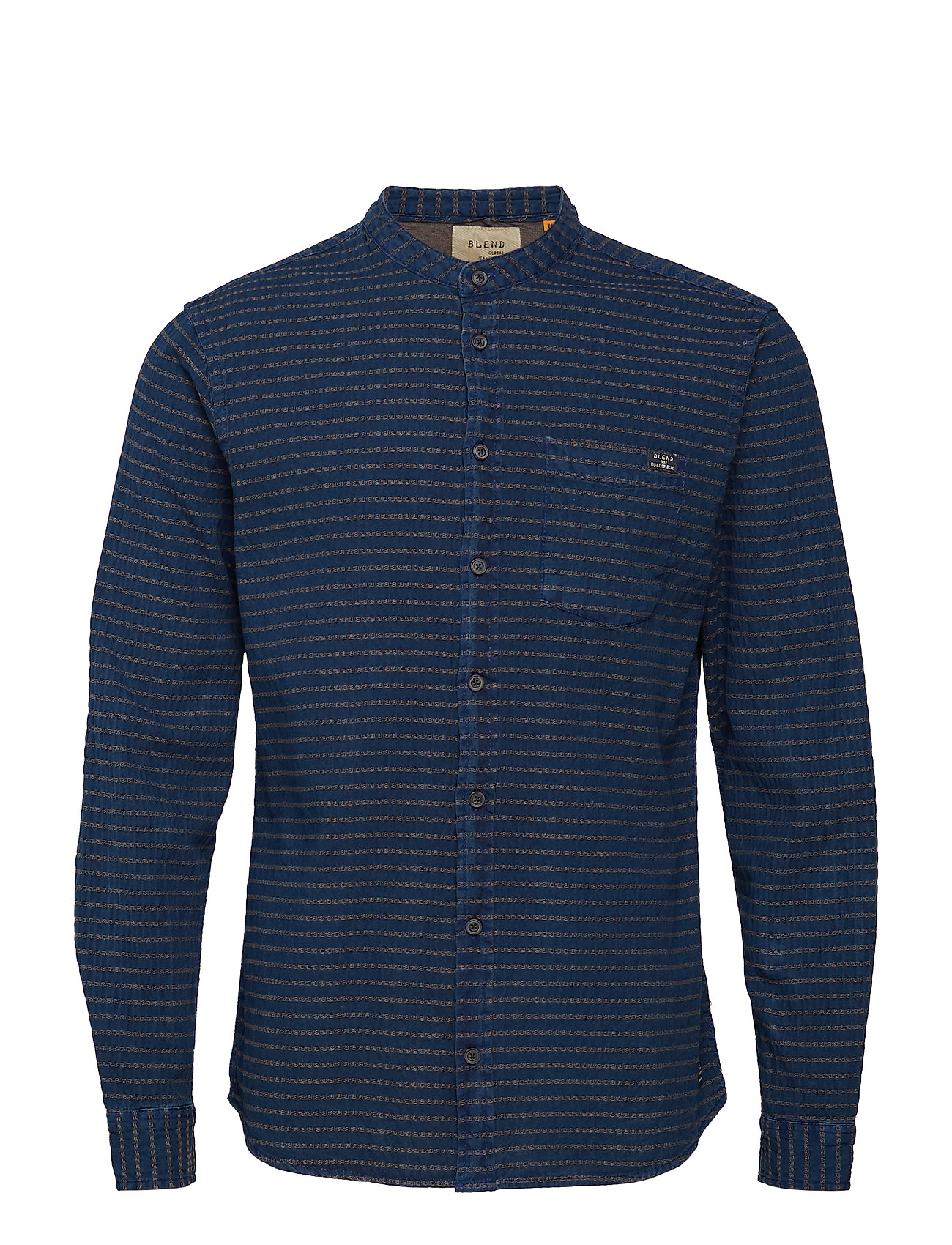Blend Shirt - MOOD INDIGO BLUE