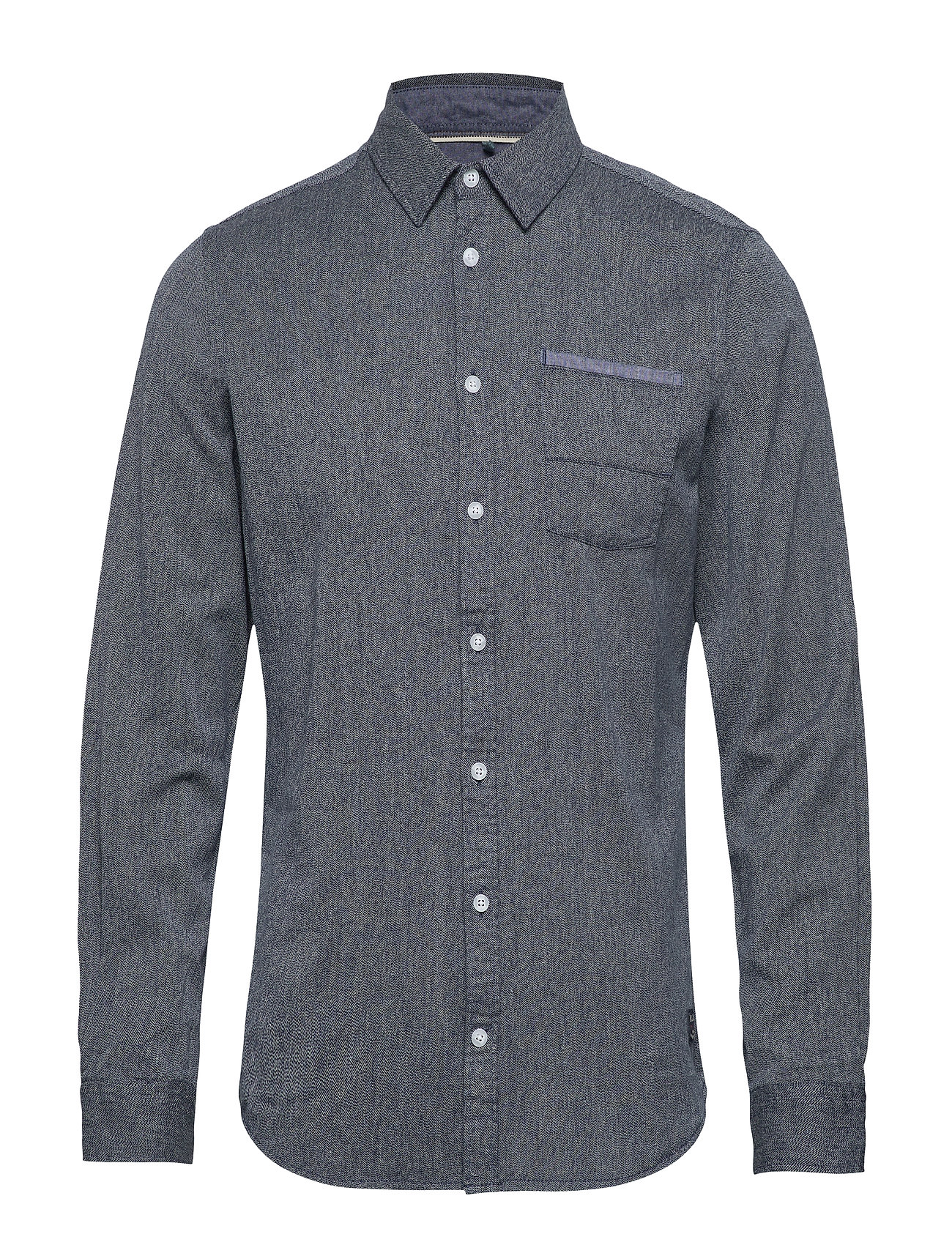 Blend Shirt - DARK NAVY BLUE