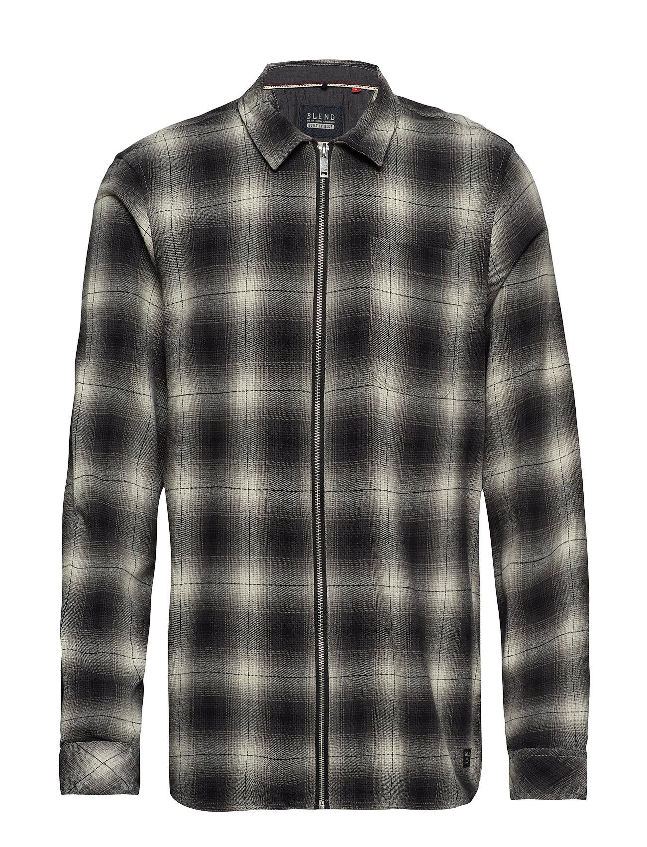 Blend Shirt - STONE GREY