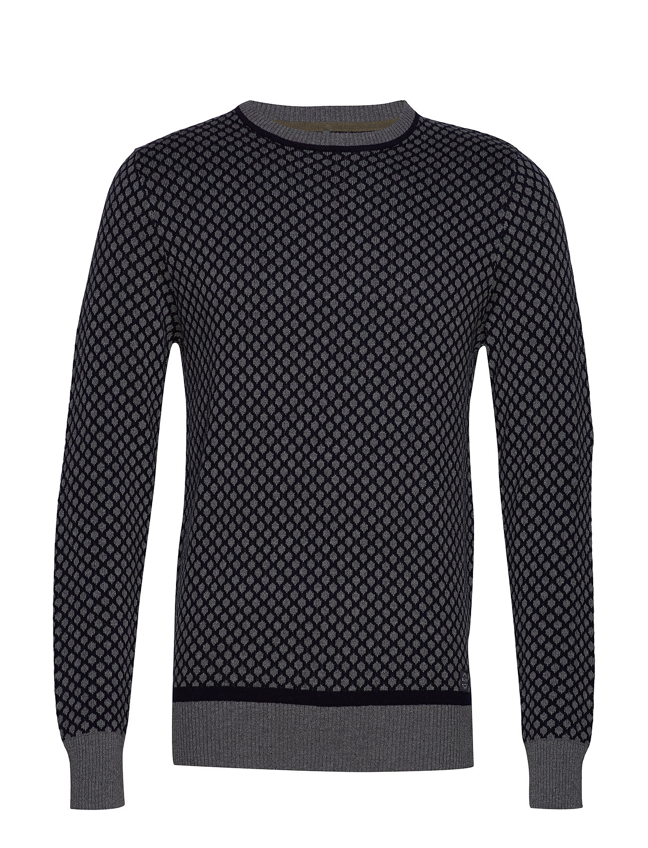 Blend Pullover - PEWTER MIX