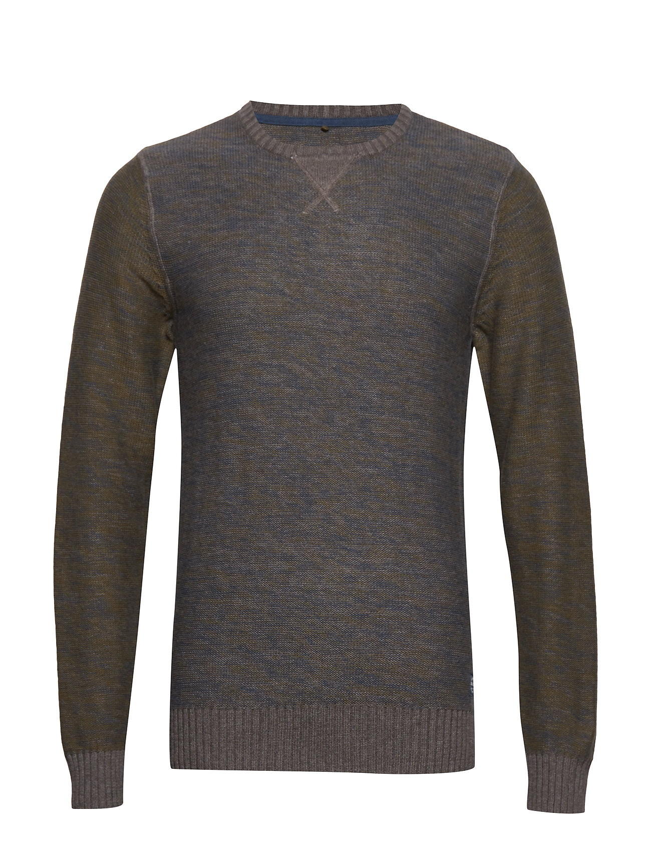 Blend Pullover - OLIVE NIGHT GREEN