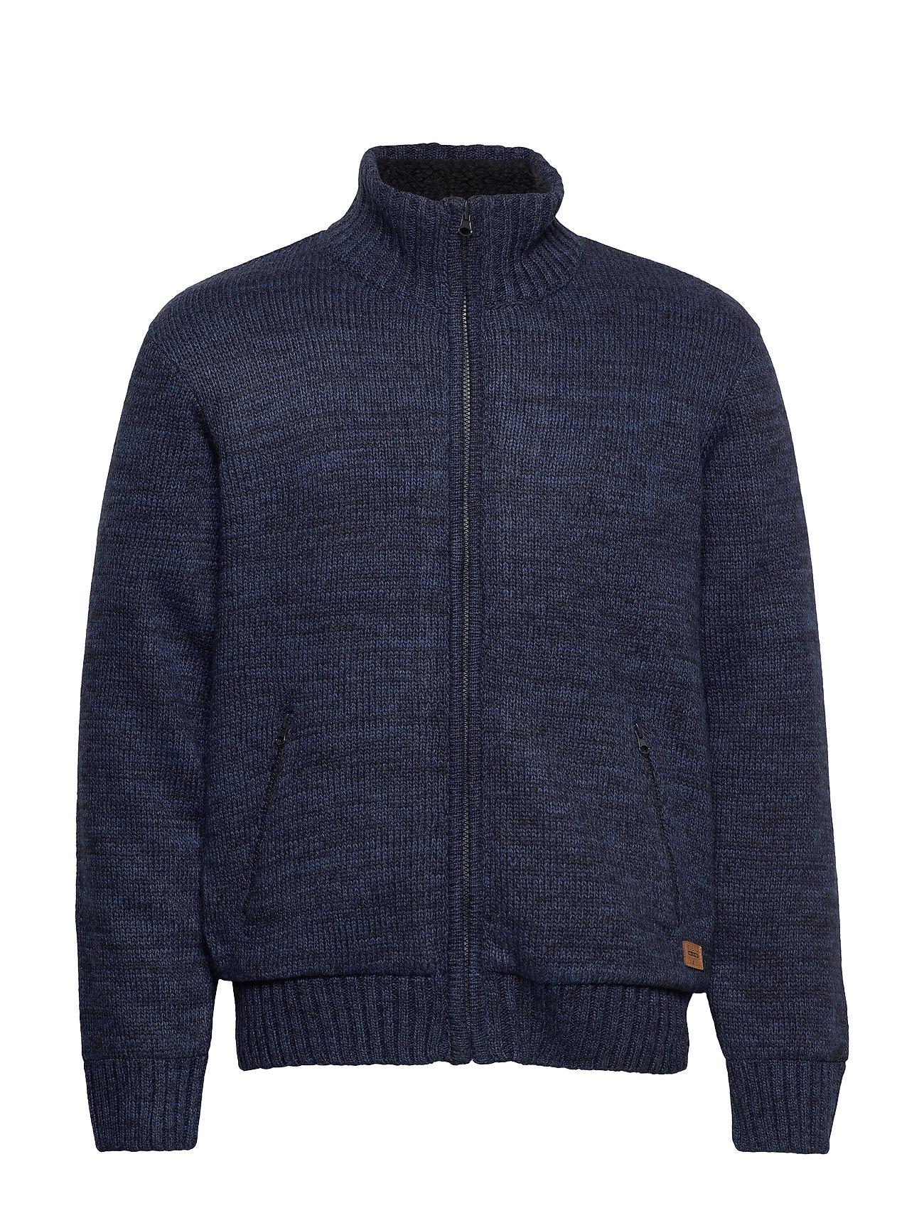Blend Pullover - DARK NAVY BLUE