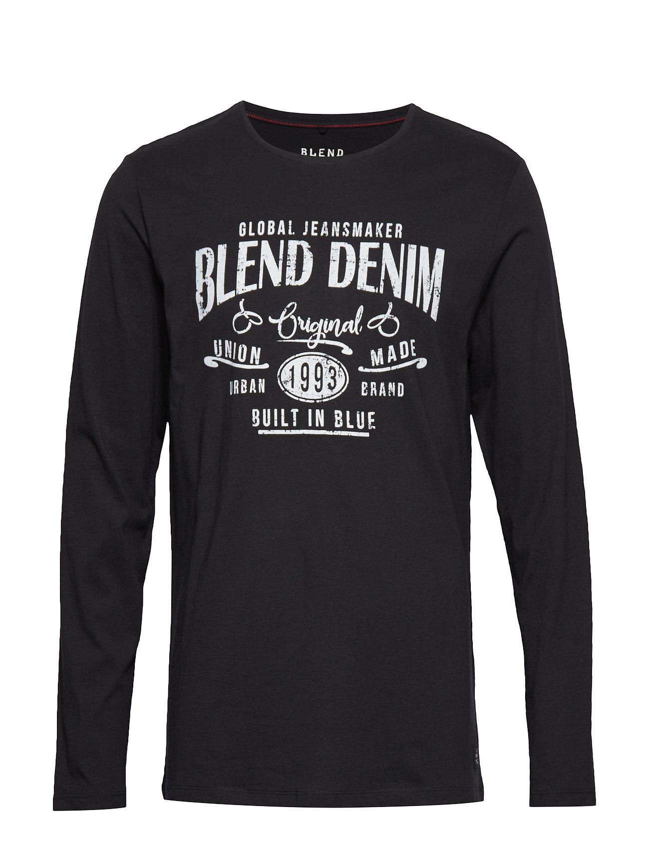 Blend Tee - BLACK