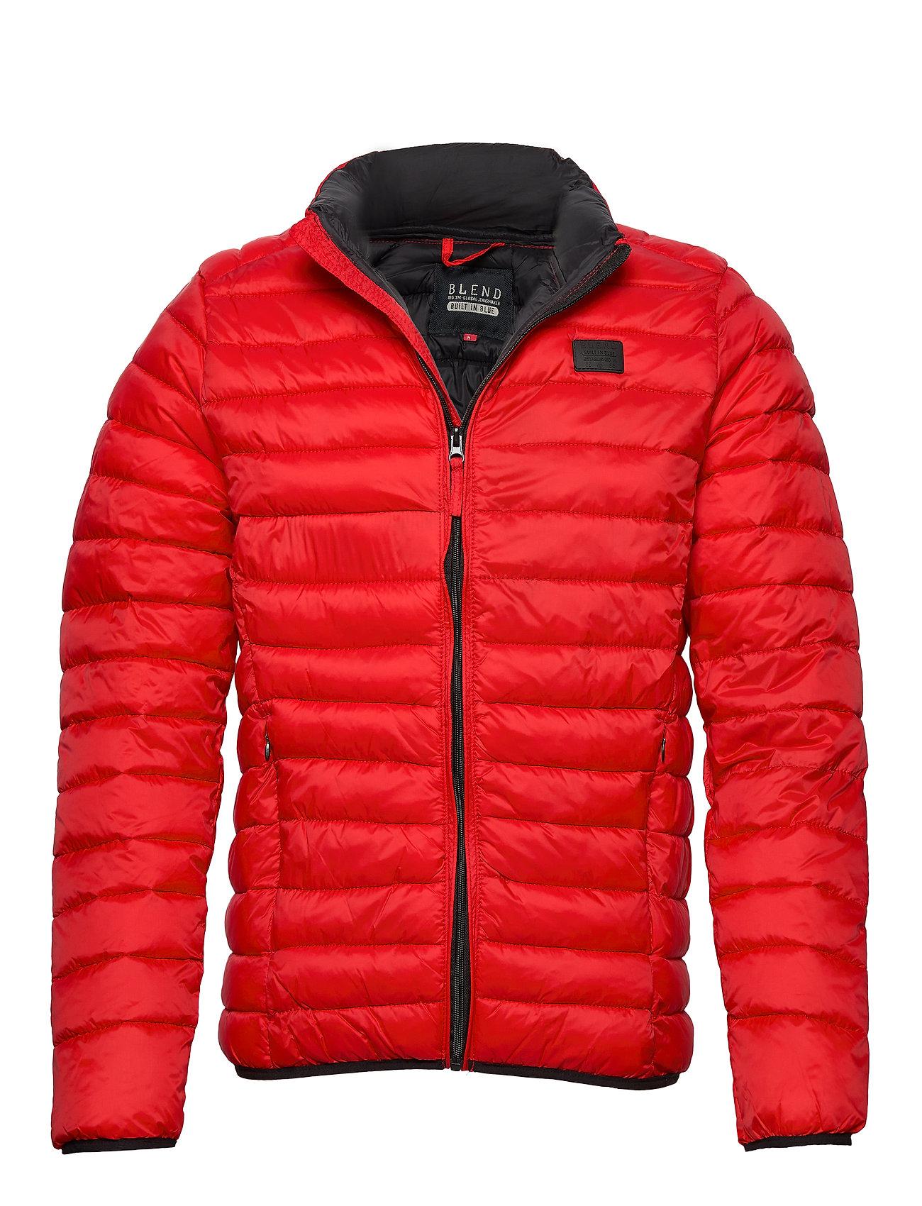 Blend Outerwear - HIGH RISK RED