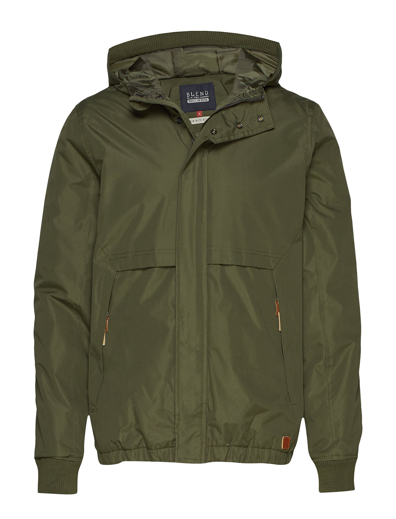 Blend Outerwear - OLIVE NIGHT GREEN