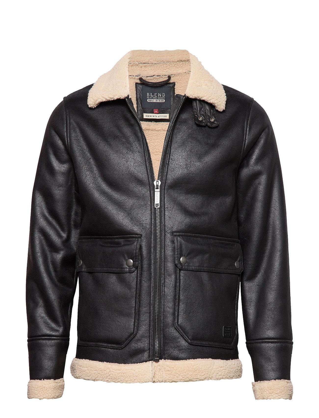 Blend Outerwear - BLACK