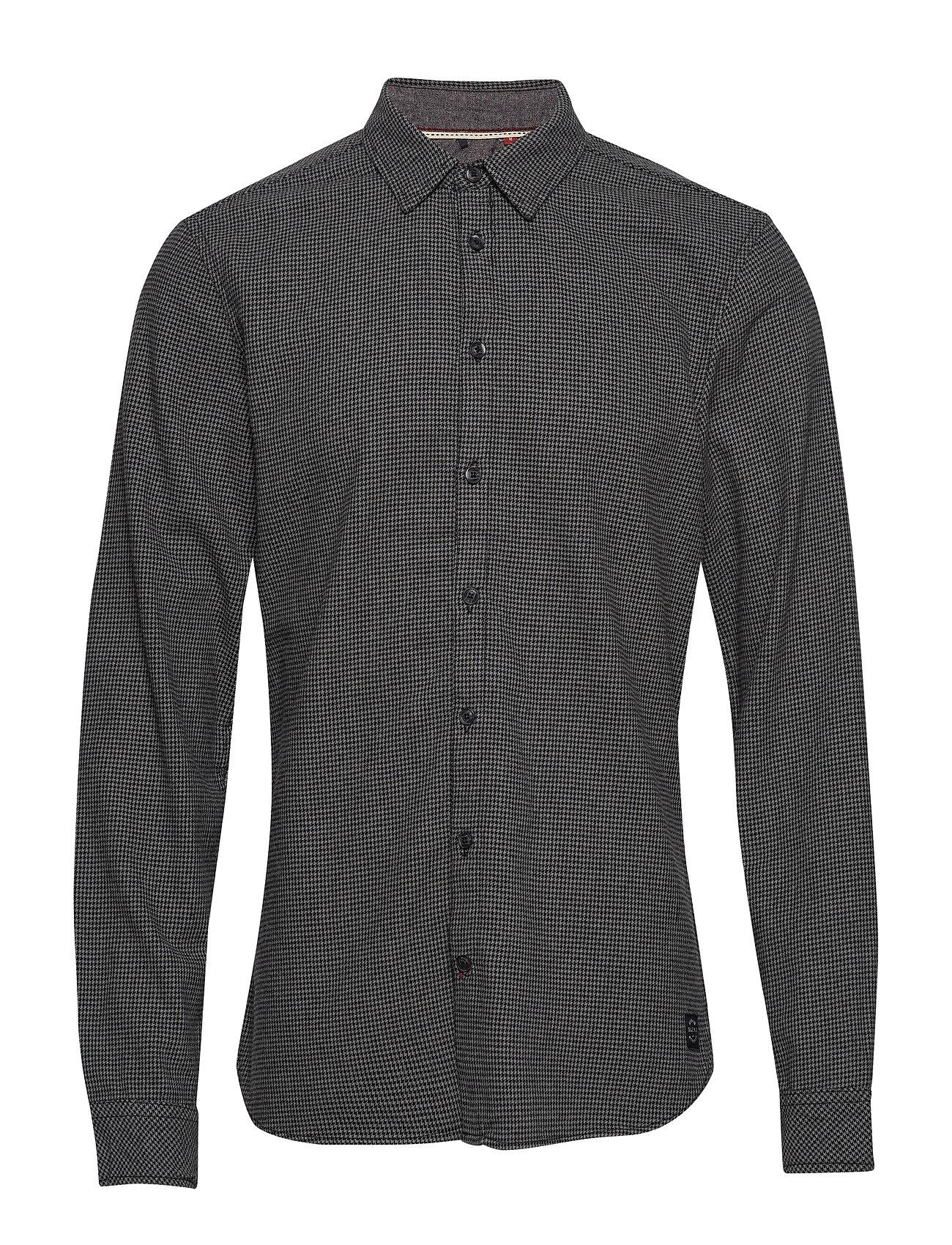 Blend Shirt - GRANITE