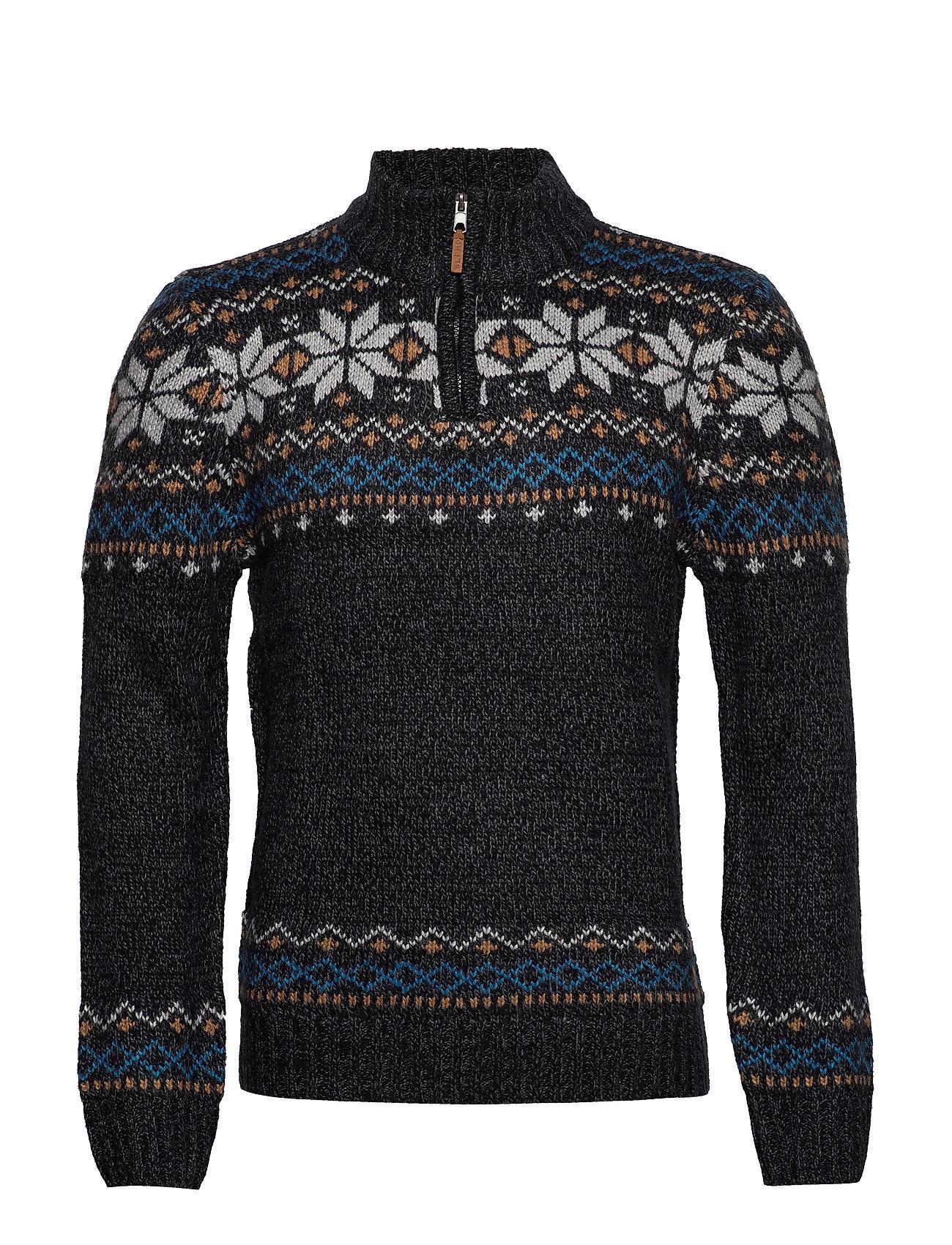 Blend Pullover - BLACK