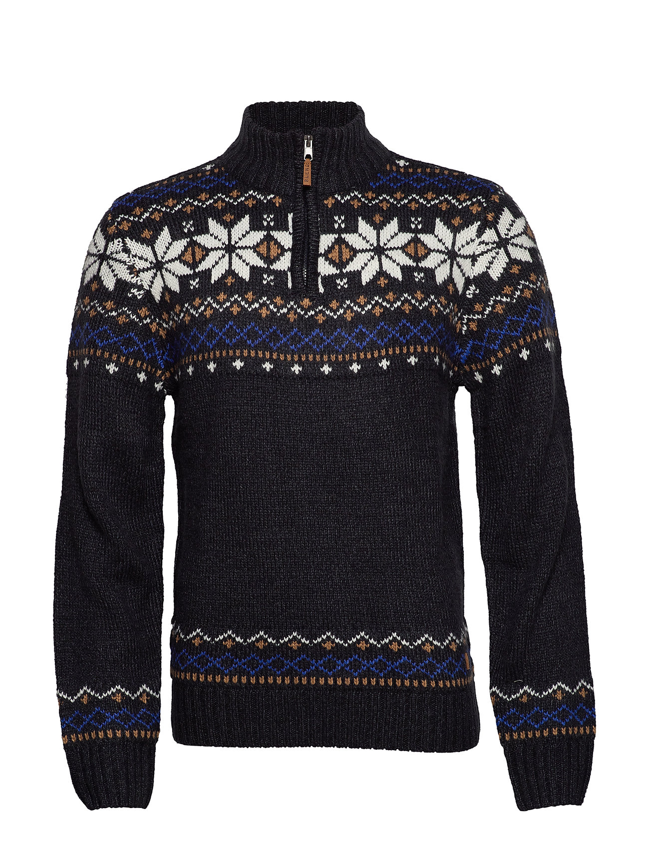 Blend Pullover - DARK NAVY BLUE