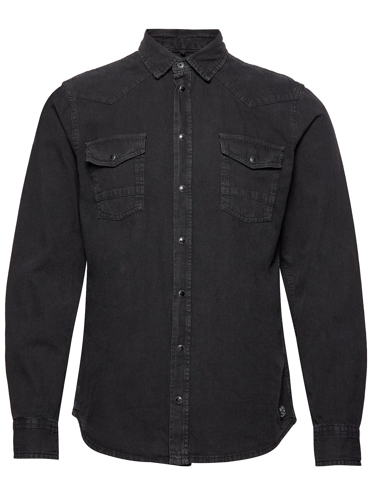 Blend Shirt - BLACK