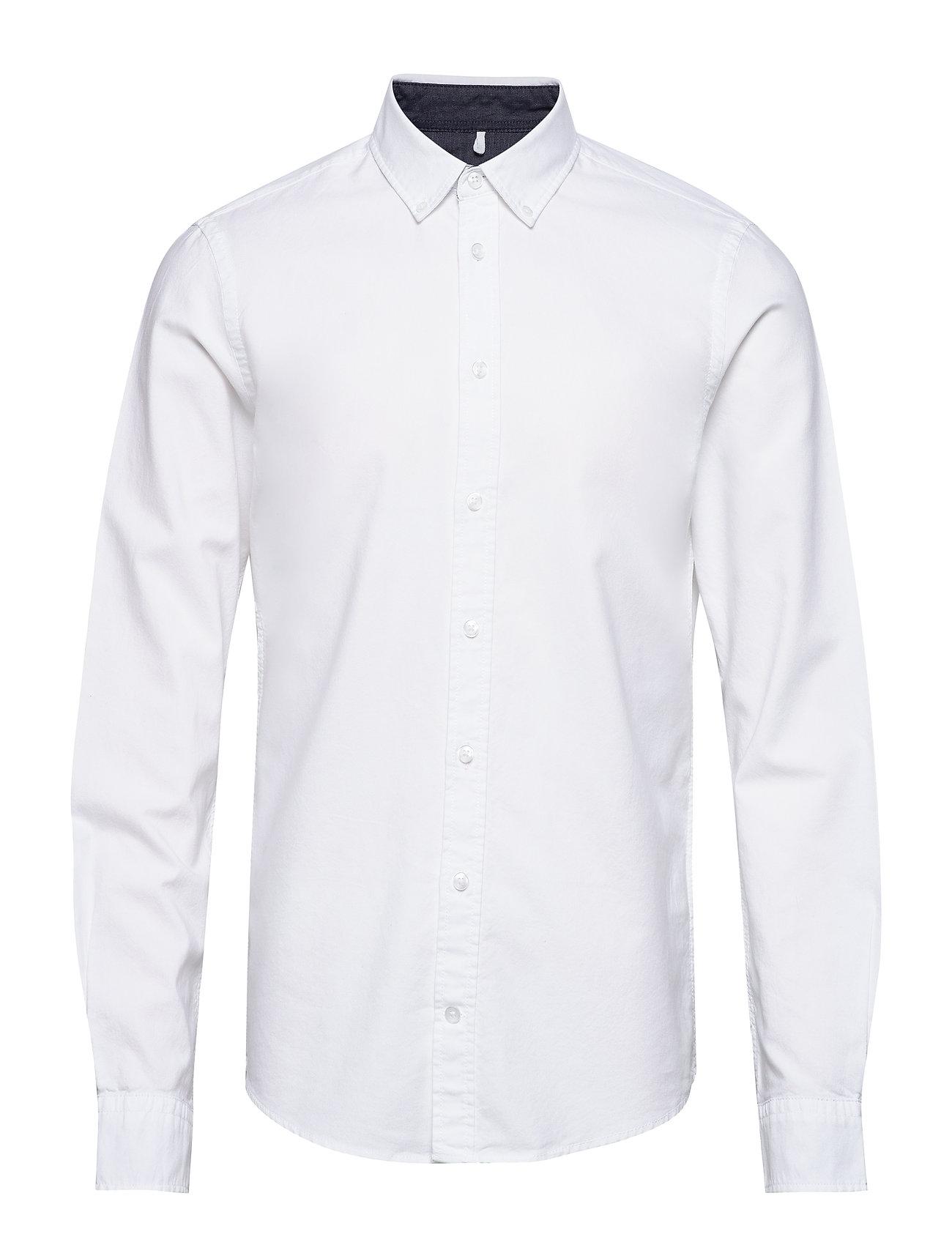 Blend BHNAIL shirt - WHITE