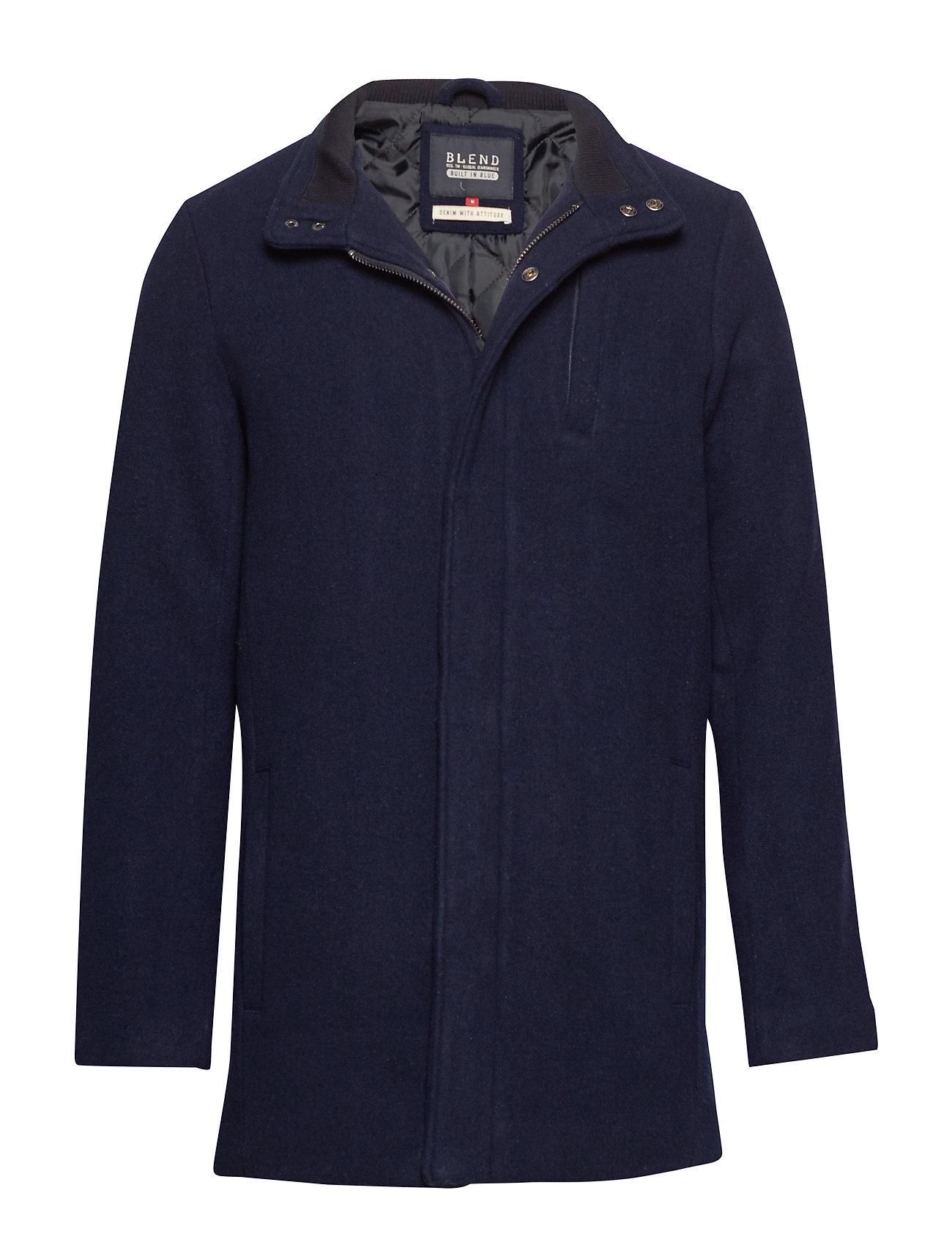 Blend Outerwear - DARK NAVY BLUE