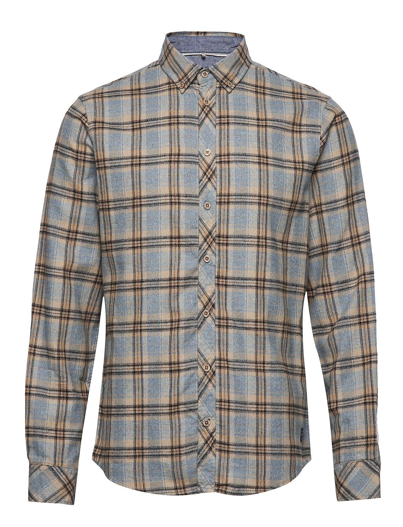 Blend Shirt - COCONUT BROWN