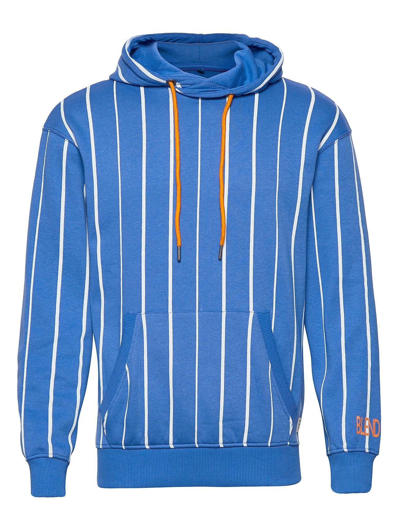 Blend Sweatshirt - ELECTRIC BLUE
