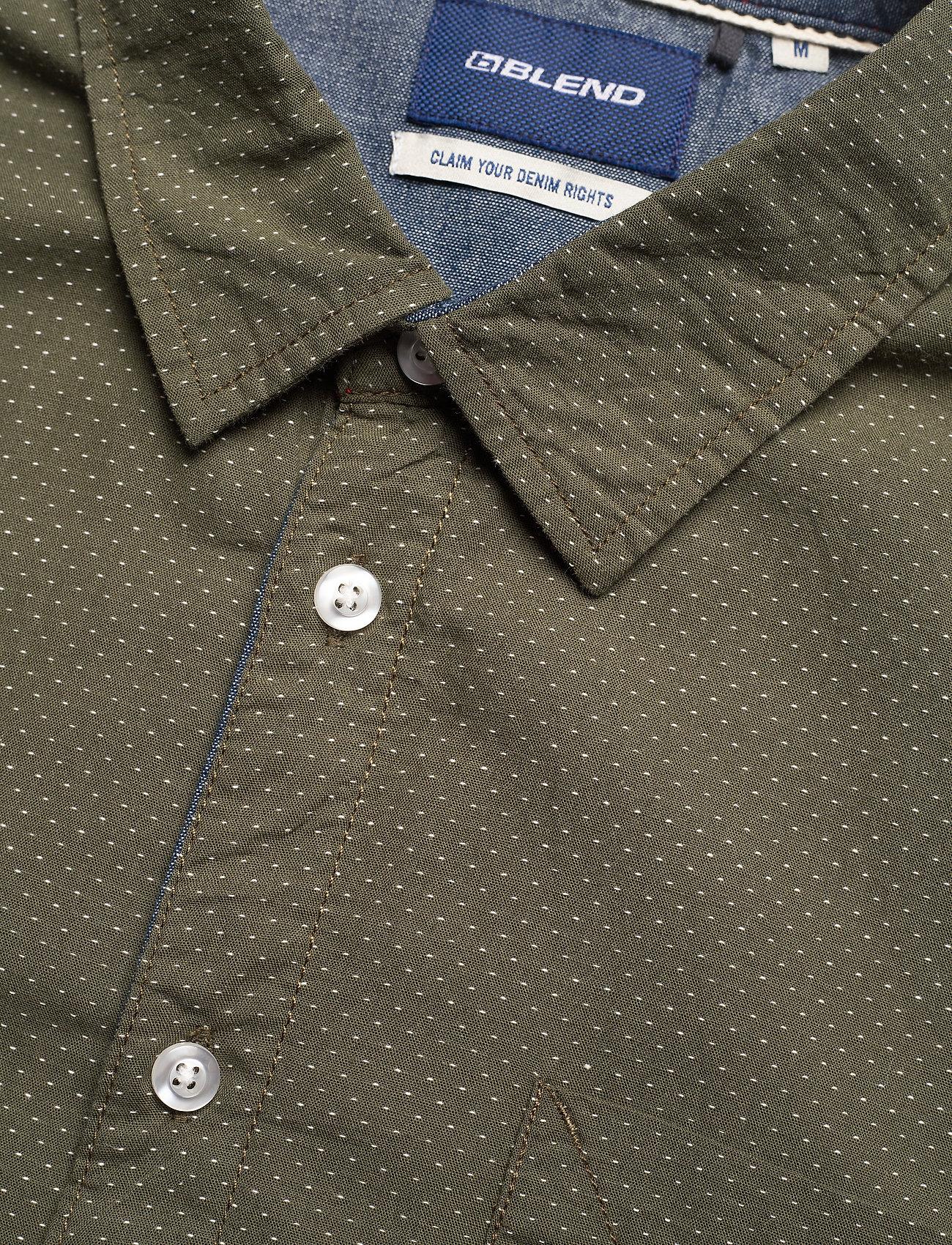 Blend Shirt - Skjorter DEEP DEPTHS - Menn Klær