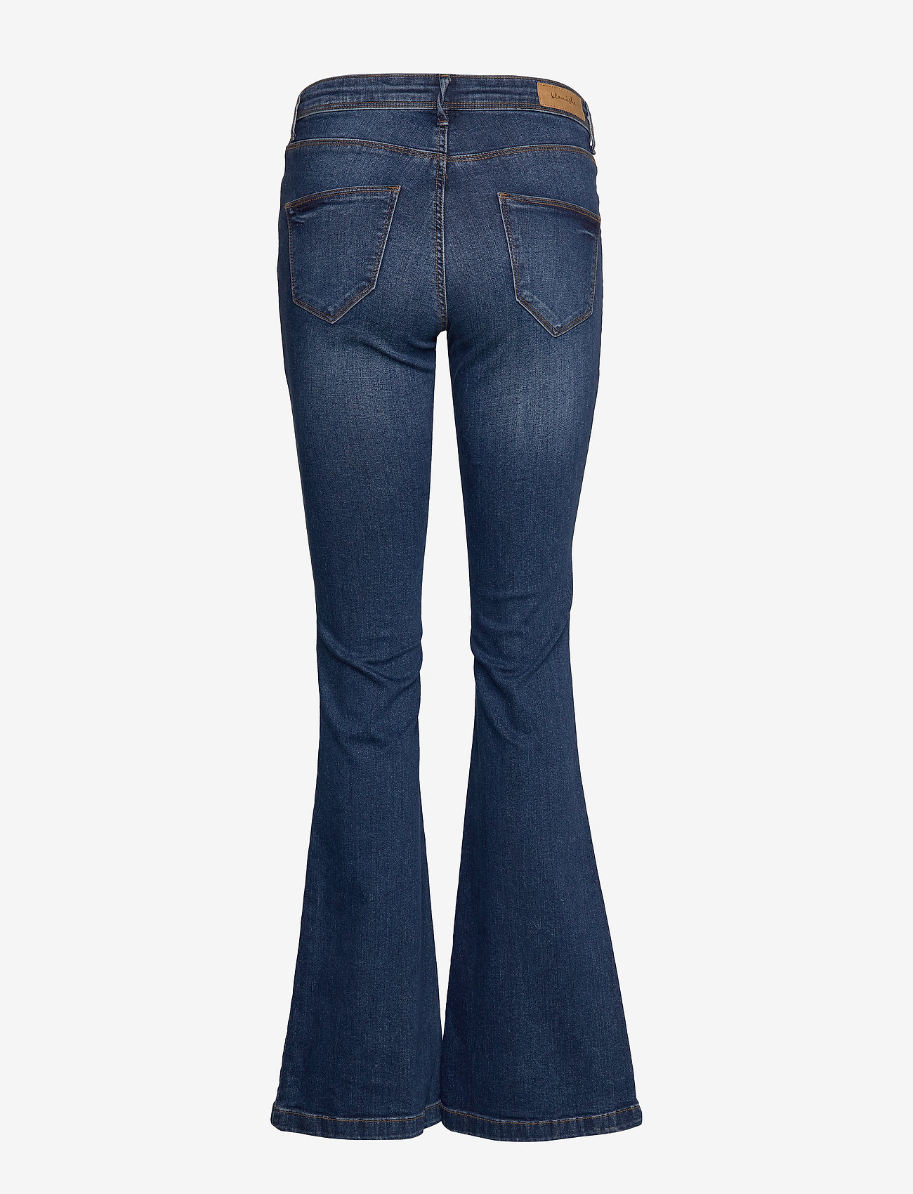 Blend She - BSWINT BRIGHT FLARED JE - flared jeans - indigo blue washed - 1