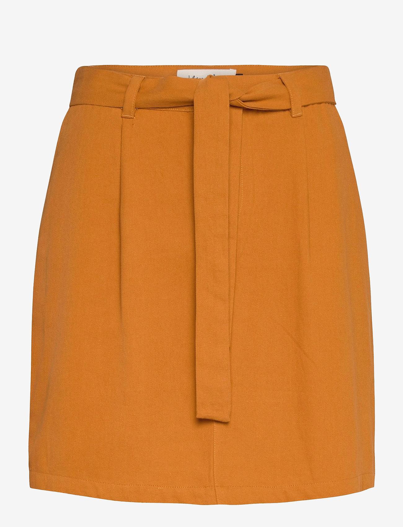 Blend She - BSCALLIE R SK - korta kjolar - sudan brown - 0