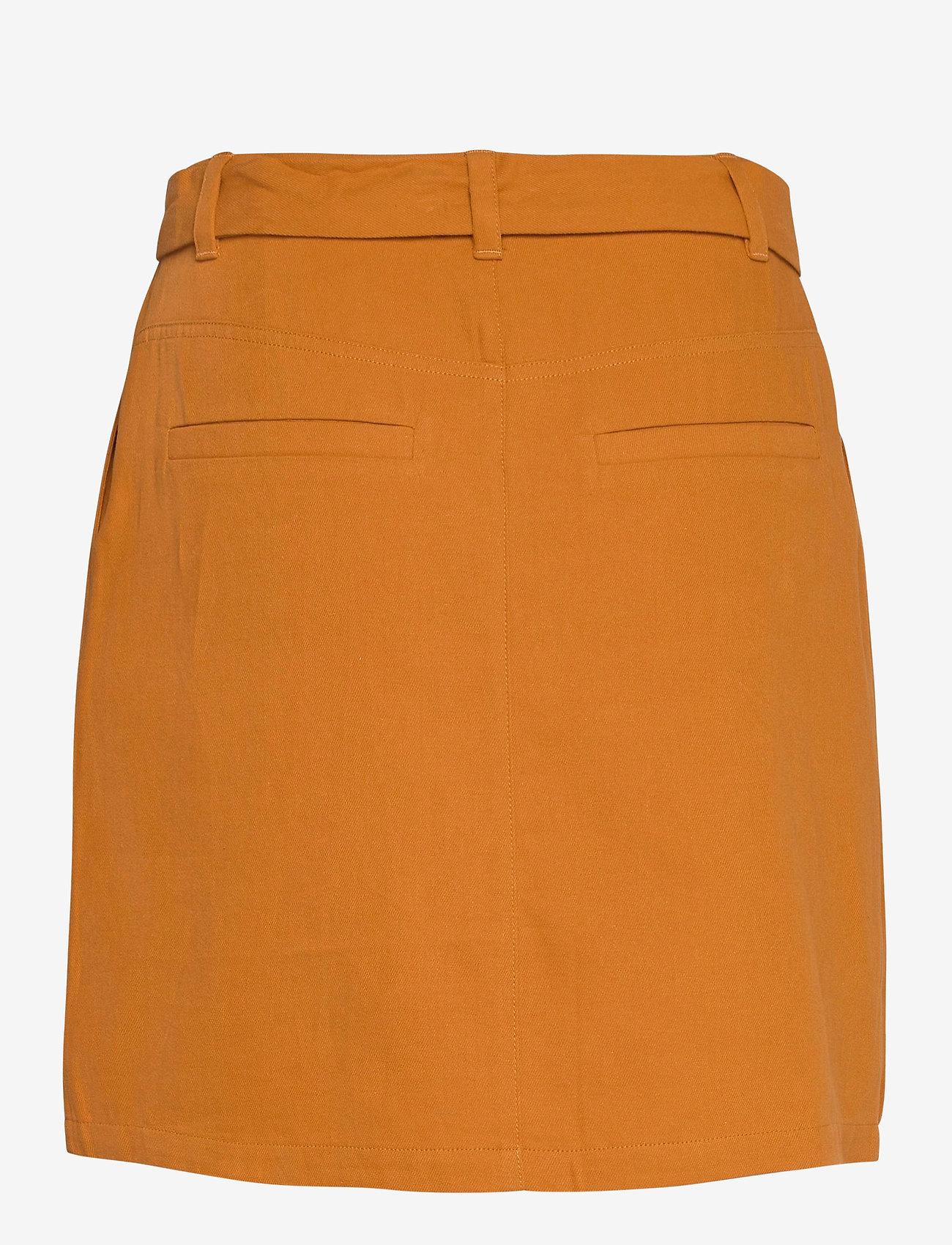 Blend She - BSCALLIE R SK - korta kjolar - sudan brown - 1