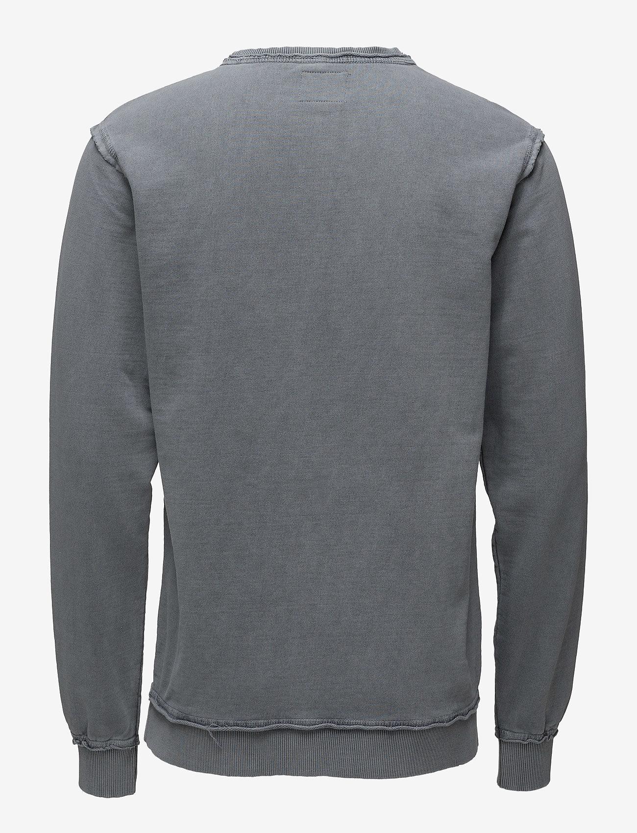 Blend - Sweatshirt - basic sweatshirts - granite