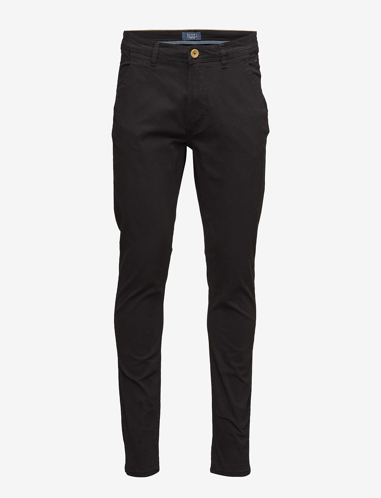Blend - BHNATAN pants NOOS - chino's - black - 0