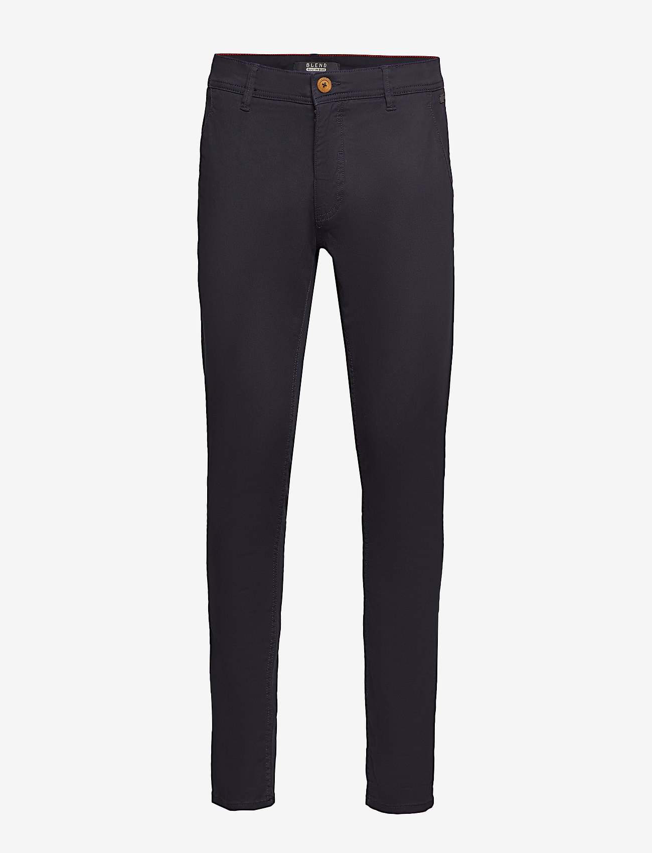 Blend - BHNATAN pants NOOS - chino's - dark navy blue - 0