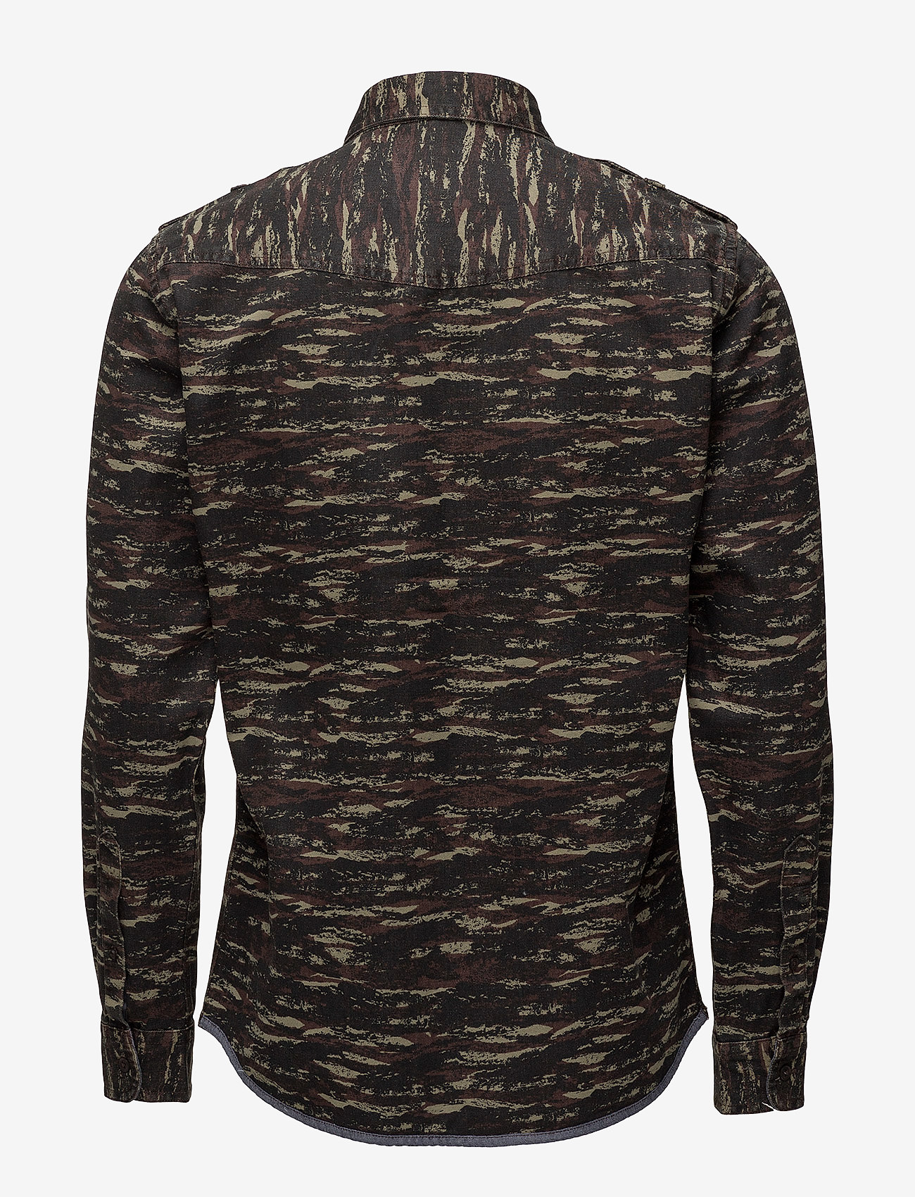 Blend - Shirt - chemises business - burnt olive